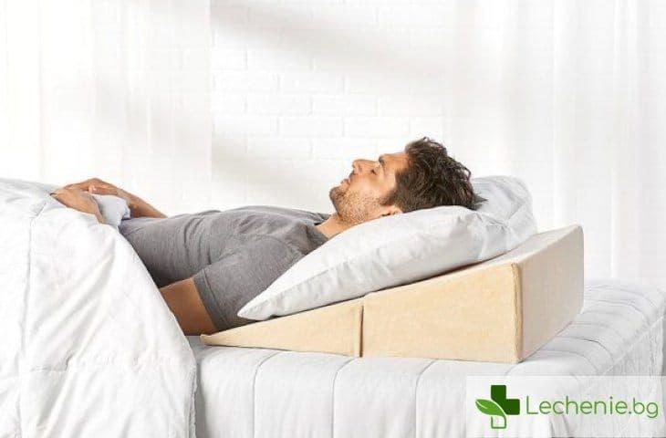 Как да се наспим пълноценно при запушен нос