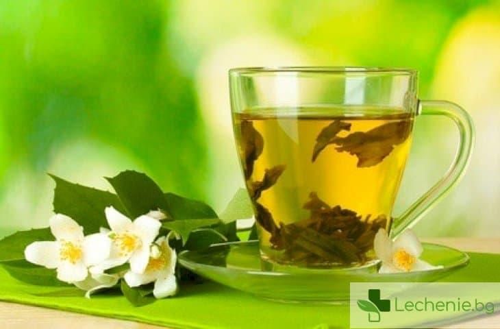 Как зеленият чай променя резултатите от ядрено-магнитния резонанс
