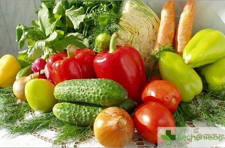 Ето как нитратите в зеленчуците предизвикват глаукома