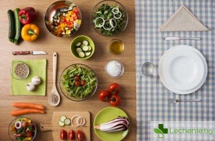 От кои плодове и зеленчуци се пълнее