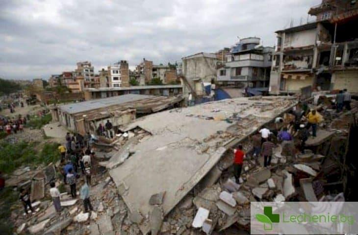 След земетресенията в Непал рязко се увеличи опасността от избухване на масови епидемии