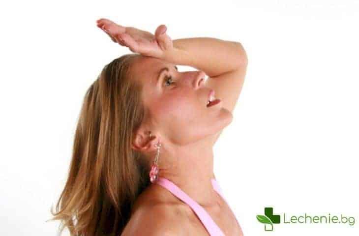 Припадък в жегата - как да не загубвате съзнание при горещо и задушно време