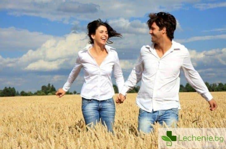 Защо колкото по-висок е мъжът, толкова по-щастлива е жената