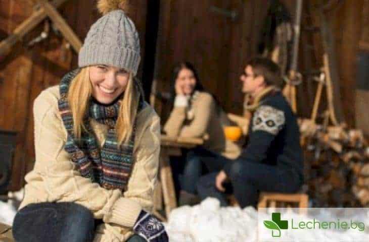 Как да се влюбите в студената зима - тайната на норвежците