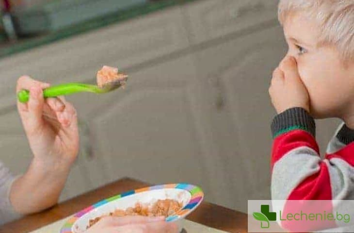 Злоядо дете - причини, виновни ли са родителите