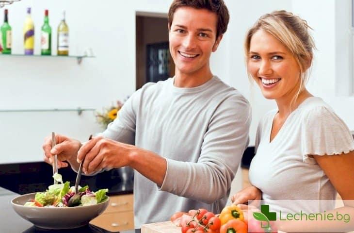 Лечение чрез готвене?