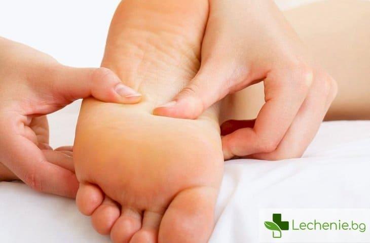 10 ползи от масажа на краката