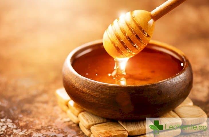 Медът обявен за вреден, удря по черния дроб, може да го възпали