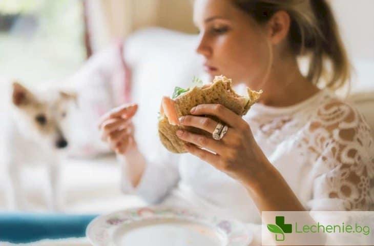Постоянен глад преди менструация – как да се преборим