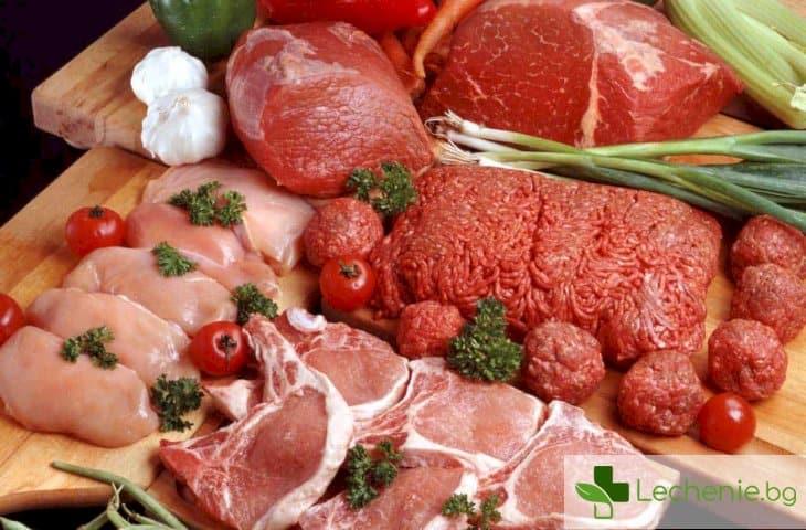 Парадокс на месото – говеждото ни пази от Алцхаймер