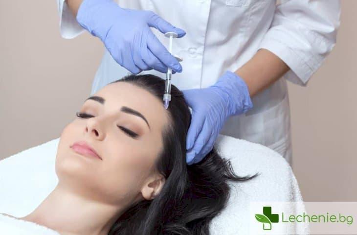 Мезотерапия за коса - ефективна ли е при оплешивяване