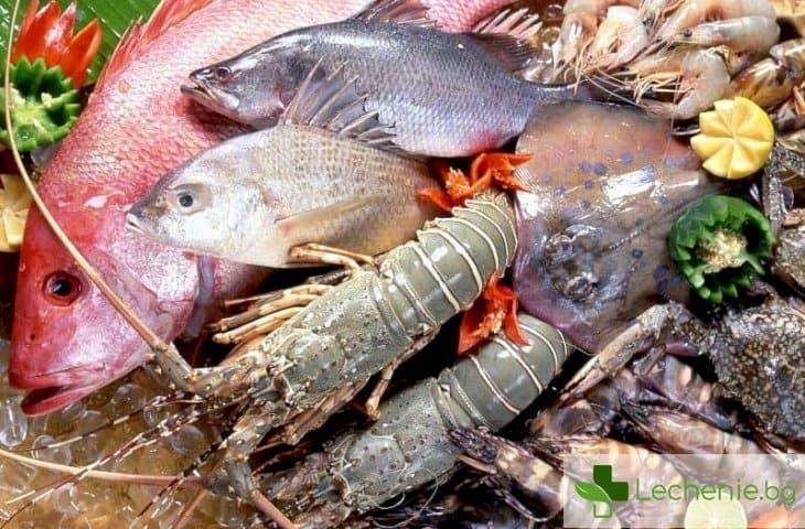 Неустоими пикантни рецепти с морски дарове