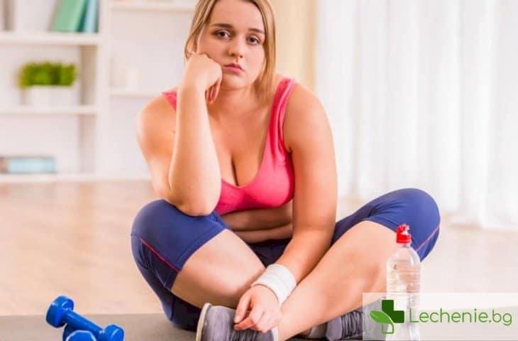 Намаляване на стомаха - не може да гарантира отслабване