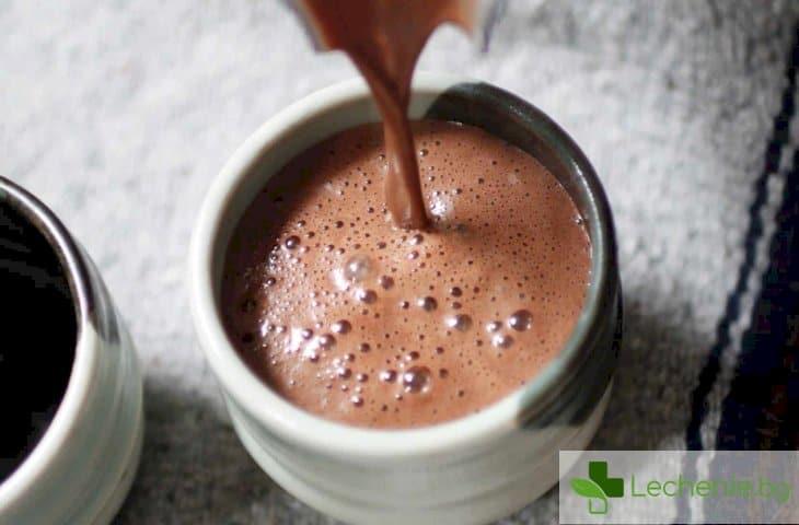 Защо да заменим напълно кафето с какаови напитки