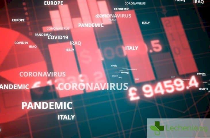 С коронавирус може да са заразени вече десетки милиони, откриват само 10%