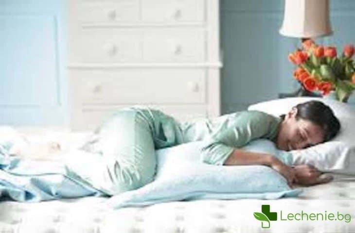 8 причини за нощното изпотяване