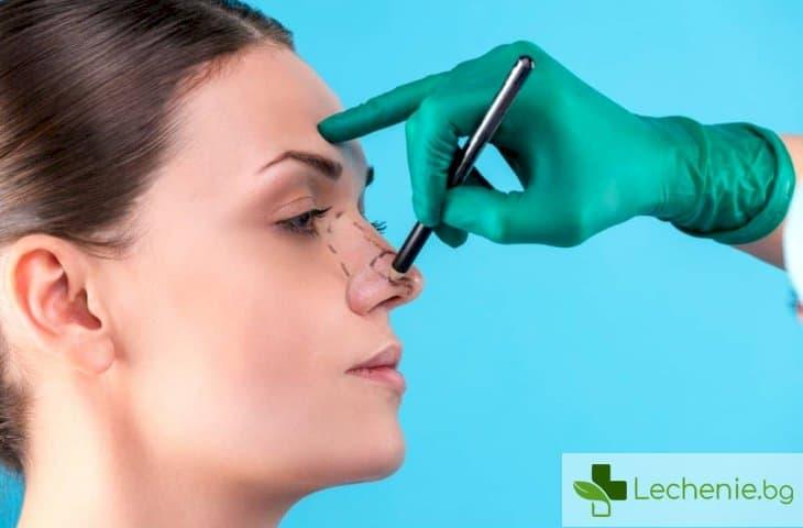 Нов метод коригира носа без операция