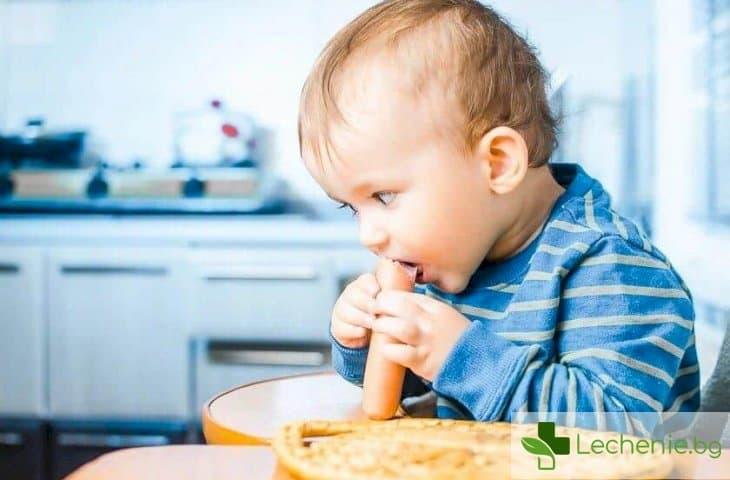 7 опасни неща, с които детето може да се задави неусетно