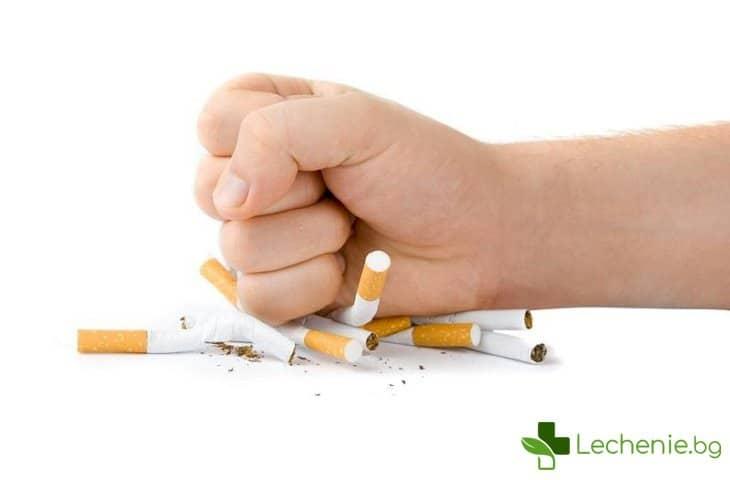 Какво става в тялото ни, след като откажем цигарите