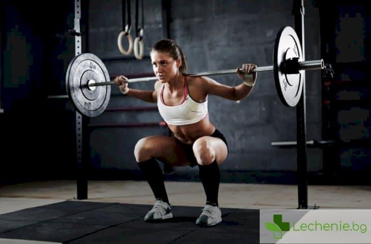 Силови тренировки пазят от сериозни костни фрактури при отслабване