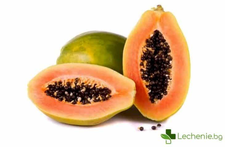 4 добри причини да включите семена от папая в менюто си