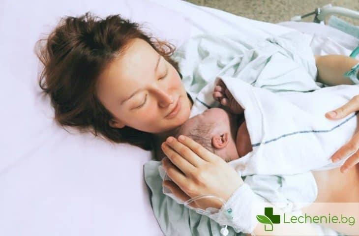 Кога е най-правилно да се пререже пъпната връв на бебето след раждането