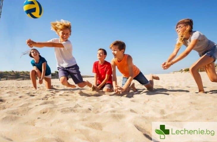 Паразити проникват в кожата при заравяне на тялото в пясъка