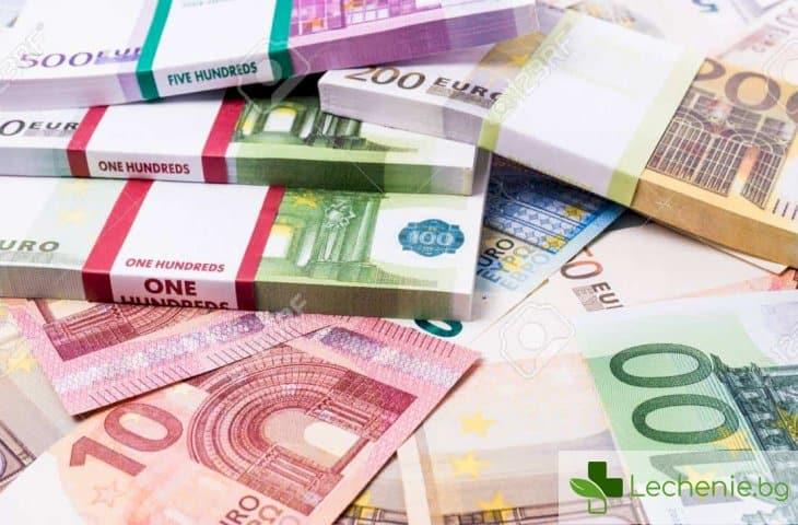 Коронавирусът полепва по банкноти и монети, наредиха дезинфекция