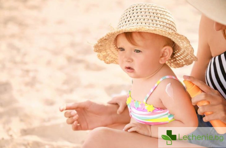 Слънчев удар при дете – как да го разпознаем бързо и да окажем първа помощ