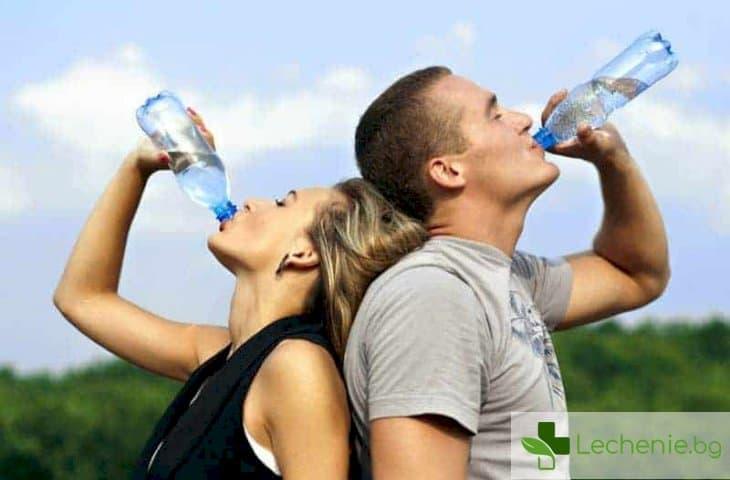 Прекомерното пиене на вода уврежда мозъка