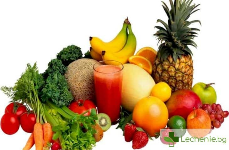Забавни начини да добавим плодове и зеленчуци в менюто си