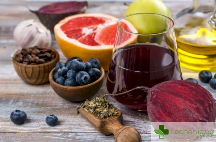 Топ 8 най-полезни и вредни за черния дроб храни