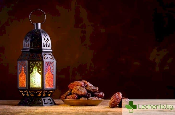 Спасението от диабет - с пост при Рамадан