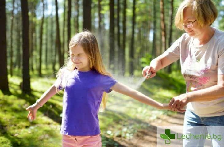 Разкриха как се избира ефективен репелент против комари