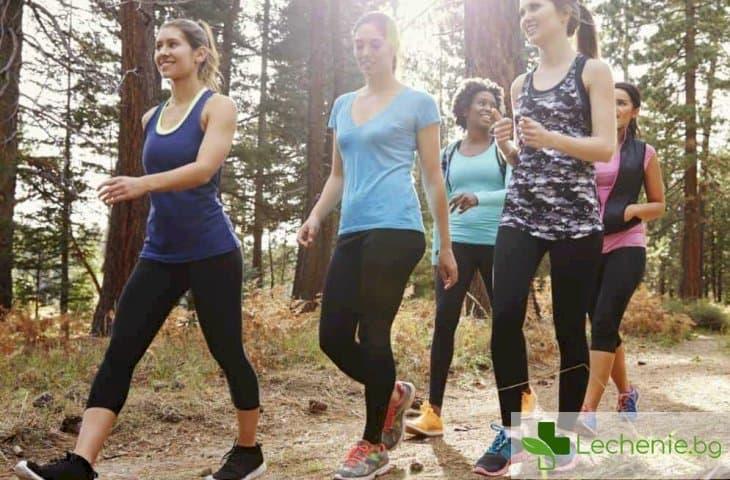 Правилно ходене за отслабване – защо е наложително