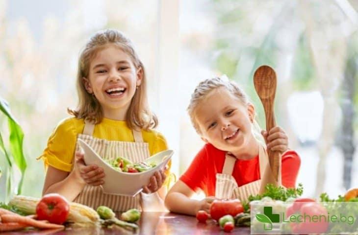 Синдром на посинялото дете - от предозиране с нитрати от зеленчуците на баба