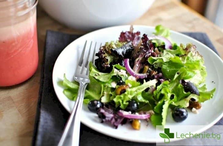 Как да си направим вкусна и здравословна пролетна салата