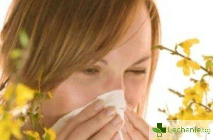Каква е връзката между пролетните алергени и сухотата в очите?