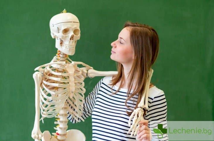 Костите укрепват по-бързо при ранен пубертет
