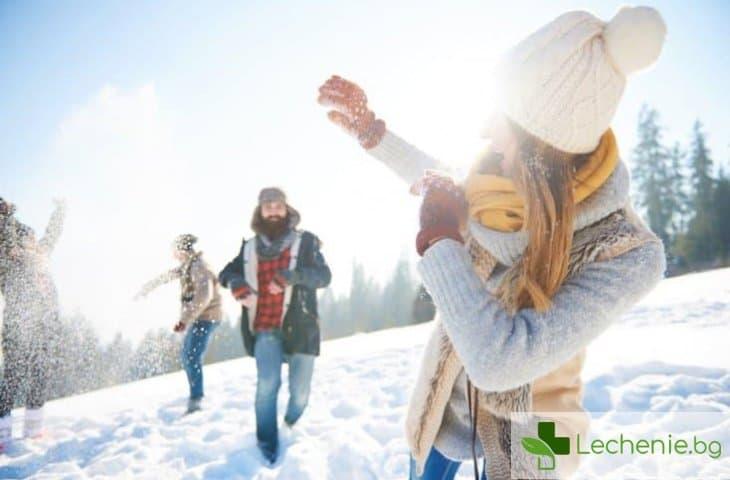Витамин D през зимата - защо разходките на слънце са толкова важни
