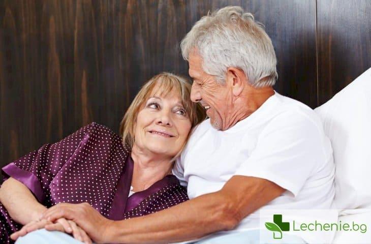 Редовните интимни ласки след инфаркт са истинско спасение