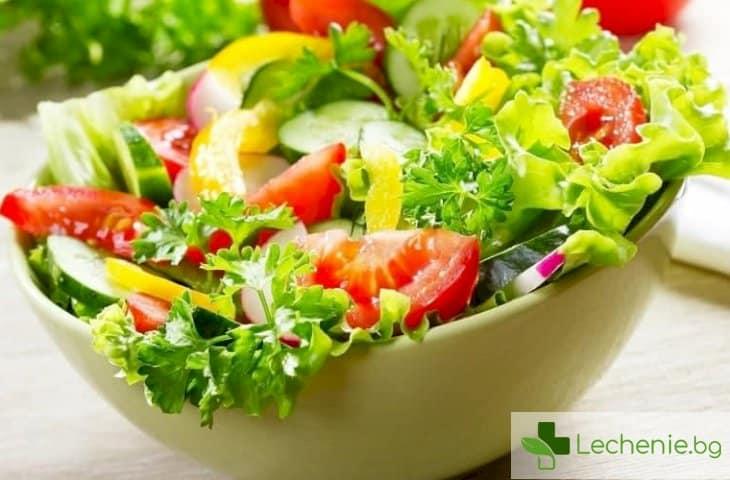 9 свежи салати, подходящи за лятото