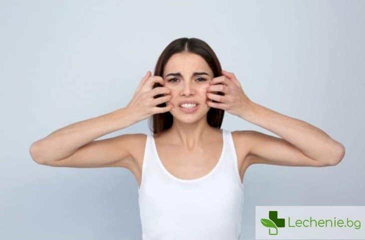 Сърбеж на лицето - суха кожа или признак на псориазис
