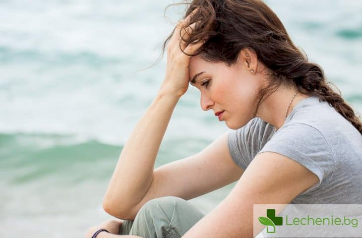 Сърденето и тревогите - особено полезни за жените
