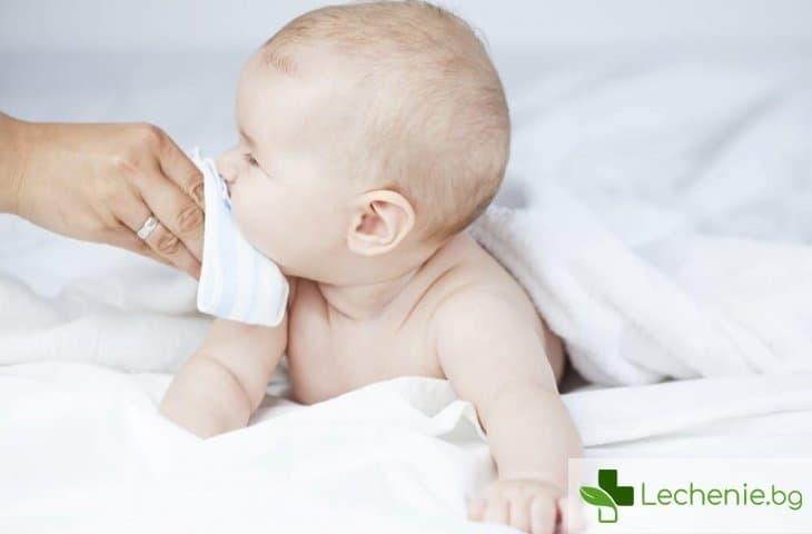 Сезон на запушения нос - какво трябва да знаят родителите