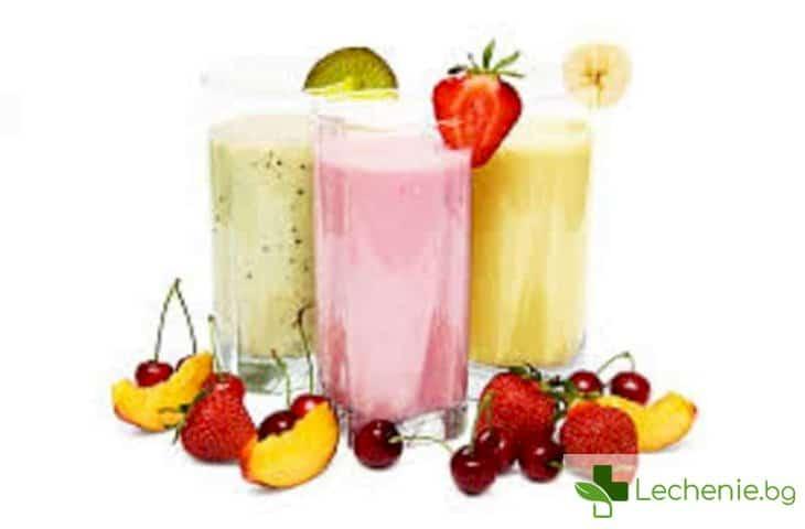 8 здравословни шейка за отслабване