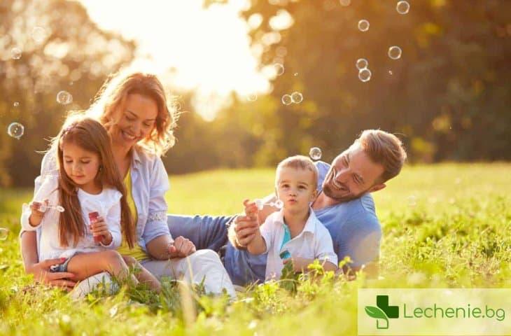 Топ 3 ситуации, които са невъзможни в щастливите семейства
