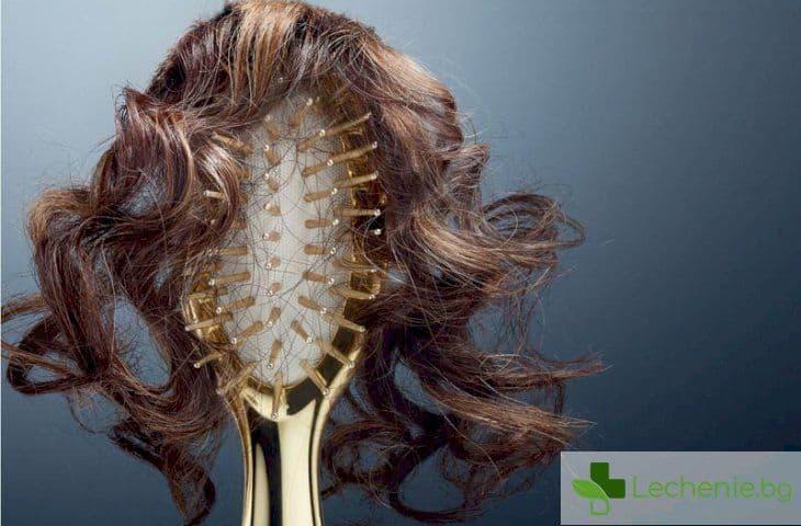 Скубането на косата може да стимулира растежа й