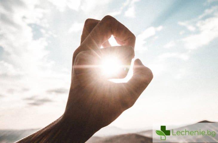 Недостиг на слънце - признаци на недостиг на витамин Д