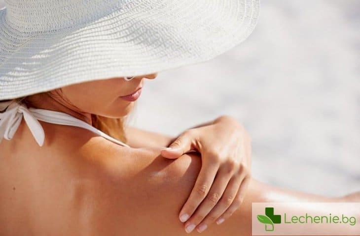 Топ 7 зони на тялото, които рядко предпазваме от слънцето